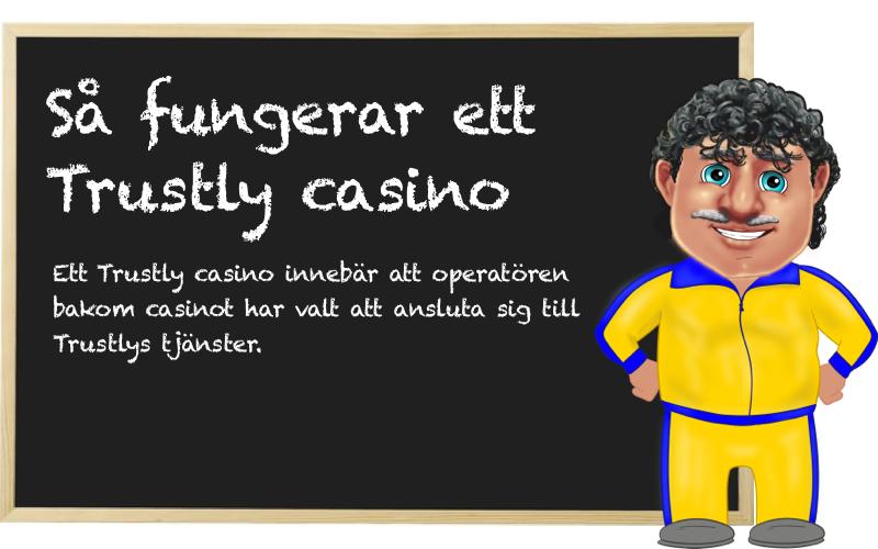 Trustly Casinon