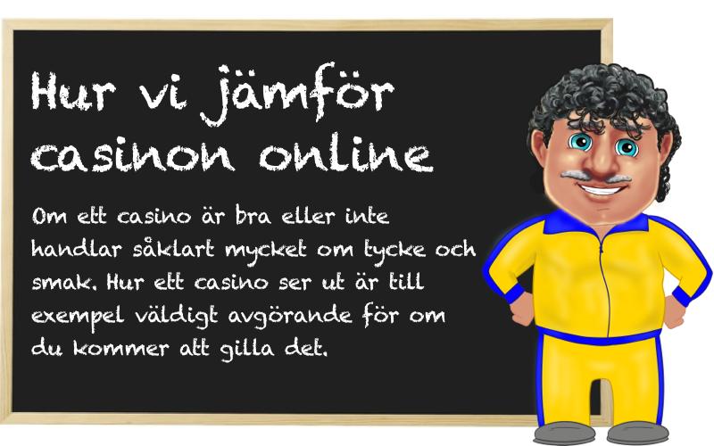 online casino se