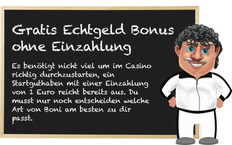 5 Euro Einzahlung Casino