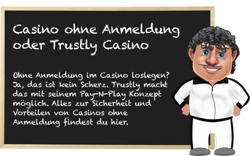 Sicherheit in Casinos ohne Anmeldung