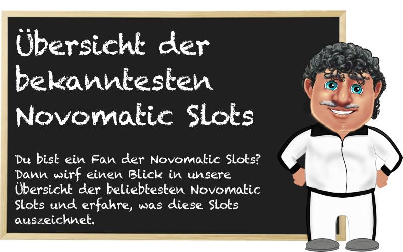 Novomatic Slots